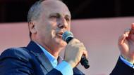 İnce'den Erdoğan'a: Dünya lideri olayım derken manav olmuşsun