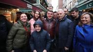 Binali Yıldırım barlar sokağını ziyaret etti: Afiyet olsun gençler