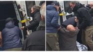 Emniyet'ten taciz açıklaması: Gözaltına direnmesi sonucu o görüntüler ortaya çıktı