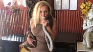 Seda Akgül: Hayatımda öptüğüm en masum yılan buydu