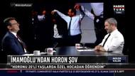 Ekrem İmamoğlu: CHP içinde bana faşist sağcı dediler