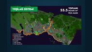 Binali Yıldırım'dan İstanbul için yeşil ağ projesi