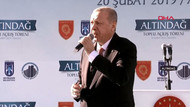Erdoğan: Bunlar 4'lü çete, talimatları Kandil'den alıyorlar
