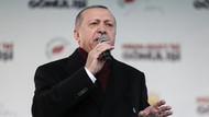 Erdoğan: Afişlerinde CHP logosu yok çünkü HDP ile işbirliğini gizlemeye çalışıyorlar