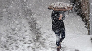 Meteoroloji'den İstanbul'a kar yağışı uyarısı
