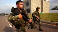 Venezuela'da ordu halka ateş açtı iddiası