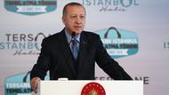 Erdoğan: İsteseler de istemeseler de AKM'nin temellerini attık