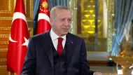Erdoğan: Planda yoktu, orada duvarın üstüne çıktık..