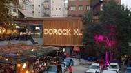 Dorock XL'da kadın müşteriye darp iddiası