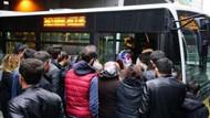 İstanbul'da çalışan 1.5 saatini yollarda harcıyor