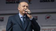 Erdoğan: Türkiye'de Kürdistan diye bir bölge mi var?