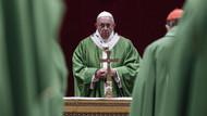 Papa Francis'ten cinsel istismar açıklaması