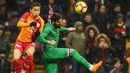 Galatasaray 3 puanı son dakikada kazandı