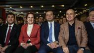 İYİ Parti'nin İstanbul adayları Ekrem İmamoğlu ile birlikte tanıtıldı