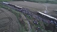 TCDD: Çorlu'daki tren kazasında kusurumuz yok