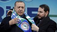Albayrak'tan Erdoğan'ın doğum günü için özel paylaşım