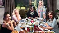 Bülent Ersoy sosyal medya fenomeni Selin Ciğerci'nin misafiri oldu