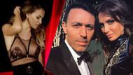Mustafa Sandal ve Emina Jahovic doğum gününde buluştu