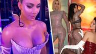Jenner Kardashian kardeşler birbirine meydan okudu