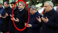 Erdoğan elini dahi sıkmamıştı! Davutoğlu'nun yanındaki adam kim?