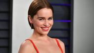 Emilia Clarke'den Game of Thrones açıklaması: Herkes şok olacak
