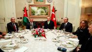 Erdoğan Ürdün Kralı Abdullah ile bir araya geldi