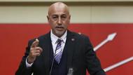 Aksünger: Kılıçdaroğlu istifa ile tehdit etti, hukuksuzluk yaptı
