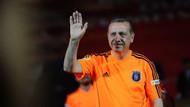 Erdoğan'dan Başakşehirspor için övgü dolu sözler