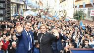 Mustafa Sarıgül DSP rozeti taktı: DSP benim yuvam