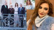 Kraliçe Rania ve Yeşim Akıncı benzerliği sosyal medyayı salladı