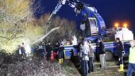 Çanakkale'de sele kapılarak kaybolan otomobil bulundu