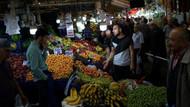 Merkez Bankası: Enflasyonu sebze meyve fiyatlarındaki artış yükseltti