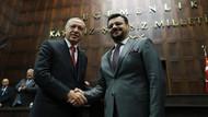 İYİ Parti'den istifa eden Tamer Akkal AK Parti'ye geçti