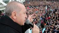 AKP'li belediye Erdoğan'ın seçim manifestosunu deldi