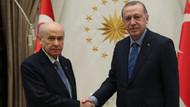 Erdoğan ve Bahçeli 5 ilde daha ittifak için bir araya geliyor
