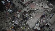 Kartal'da çöken bina: 2 kişi öldü 6 kişi kurtarıldı