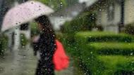 Meteoroloji tüm yurdu uyardı! Yağışlar etkili olacak