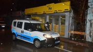 PTT şubesine girin hırsız bozuk paraları çaldı