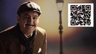 Saadet Partisi'nin yayından kaldırılan reklam filmi Sülün Osman için Milli Gazete'den QR kod