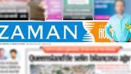 Türklerden tepki gören Zaman gazetesi kapanmak zorunda kaldı