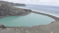 Dünyanın en yeni adasında hayat belirtileri görüldü