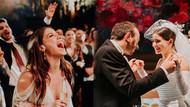 Hazal Kaya'dan düğün sonrası ilk paylaşım