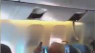Son dakika: THY uçağı türbülansa girdi: 30 yaralı