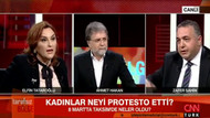 Canlı yayında sinirler gerildi! Ahmet Hakan'ın zor anları