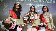 Moskova'da 2019 Ulusal Muhafızlar Birliği Güzeli seçildi