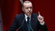 Erdoğan: Ne yazık ki bir sebeple yılın 4. çeyreğinde bir eksi büyüme oldu