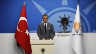 AKP Sözcüsü Ömer Çelik: Bizim Mansur Yavaş meselemiz yok