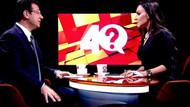 CNN Türk'te Ekrem İmamoğlu'nun konuşması yarıda kesildi! Buket Aydın'dan açıklama geldi