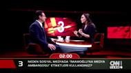 Medya ambargosu sorusuna Ekrem İmamoğlu'ndan ilginç yanıt