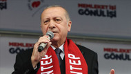 Erdoğan: Mansur Yavaş 600 bin dolar birini dolandırmış